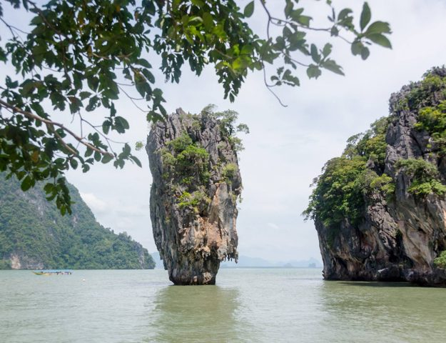 James Bond Felsen - Phang Nga Bucht