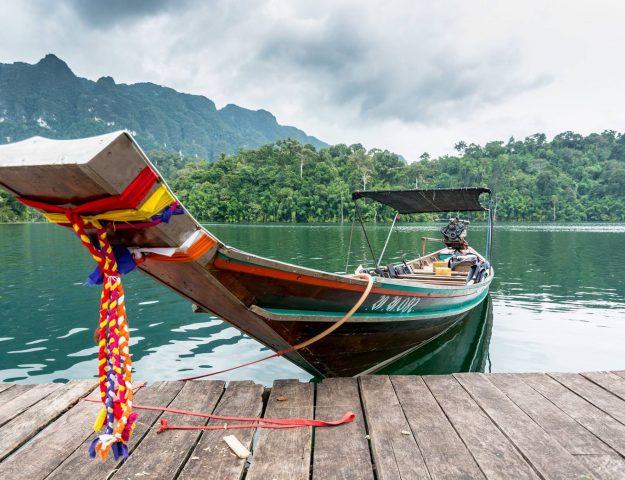Khao Sok Nationalpark Thailand - Cheow Lan See