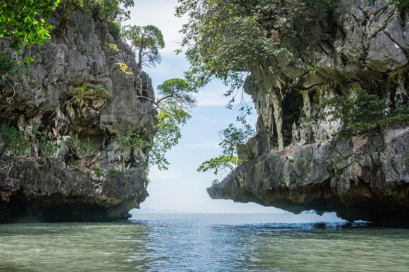Phang Nga Bay - Paddeltour