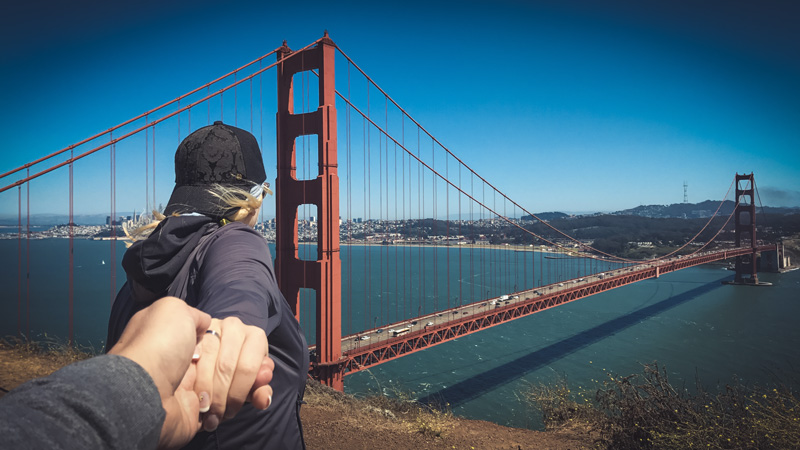 If you're going to San Francisco 4 Tage Sightseeing