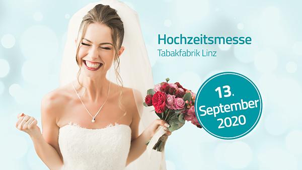 Aussteller auf der Hochzeitsmesse Tabakfabrik Linz 2020
