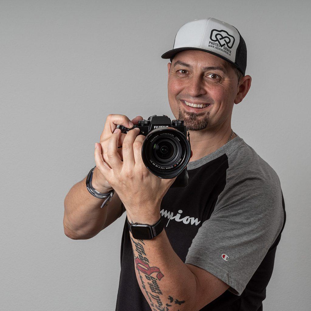 Jochen Lorenz, Fotograf