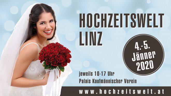 Aussteller auf der HOCHZEITSWELT Linz 2020